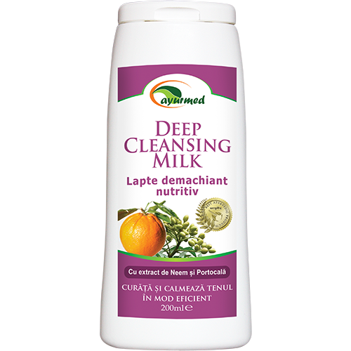 Deep Cleansing Milk