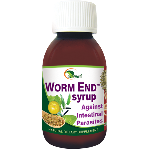 WORM END Syrup